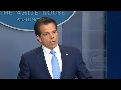 Scaramucci Calls Out Priebus On White House Leaks: