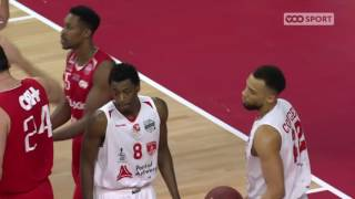 EuroMillions Basketball League - Les highlights : Antwerp - Spirou Charleroi (83-76) (10.03.2017)