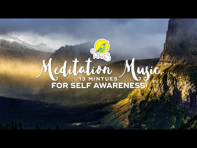 Meditation Music for Self Awareness (Listen Within Mantra)