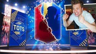 PIERWSZE TAKIE KARTY W HISTORII !!!  FIFA 19
