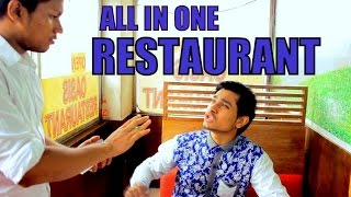 ALL IN ONE RESTAURANT || a short funny video ||(All in one restaurant is a funny short video. Concept was collected from RADIO FOORTI. facebook Page: https://www.facebook.com/ab295 If you enjoyed the ..., 2015-07-16T21:57:16.000Z)