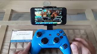 [Promaxshop] Tay cầm Mfi chơi game Tốc Chiến trên Ios Ipad Iphone