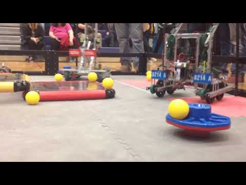 lockport middle school vex robot competition
