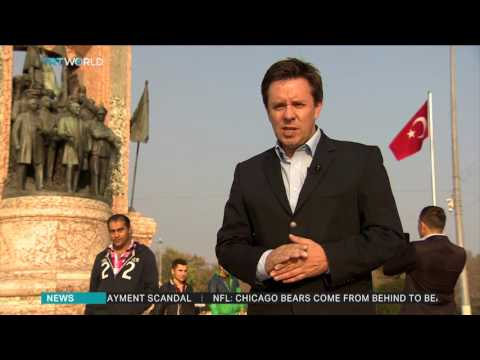 TRT World - Commemorating Ataturk