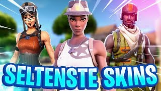 TOP 10 RARE SKINS IN ITEM SHOP | FORTNITE: BATTLE ROYALE