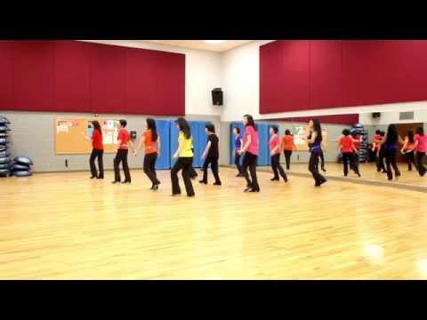 Drift Off To Dream - Line Dance (Dance & Teach in English & 中文)