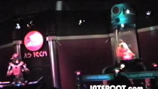 INTERCOT: Alien Encounter at Magic Kingdom - Pre-Show Complete 1998