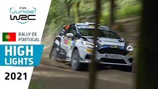 Junior WRC - Highlights Day 3 - Vodafone Rally de Portugal 2021