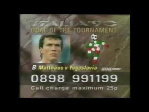 Adamski - Killer - Instrumental - (BBC Italia '90 Goal of the Tournament)