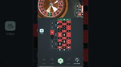 Roulette Online Mobile Stream - European Roulette - Roulette - $355 Profit In Under 11 Minutes Win