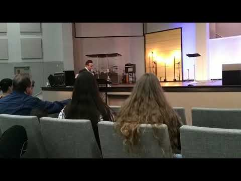 """DEVELOPING A PRAYING SPIRIT"":BRO. JOSH HERRING ,DALLAS FIRST CHURCH UPCI"