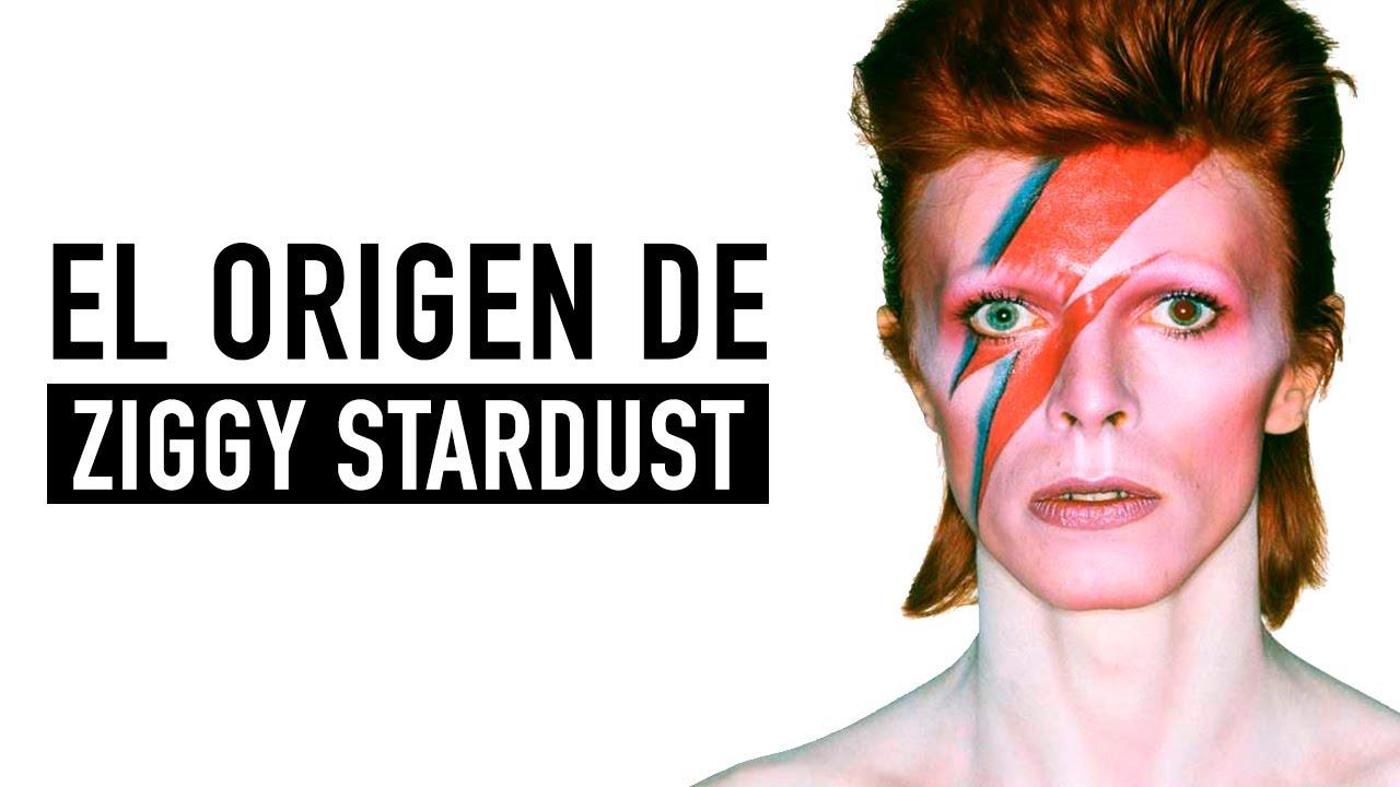 ¿Cómo David Bowie se convirtió en Ziggy Stardust?