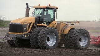 Challenger MT 955B Tractor on 4-24-2012