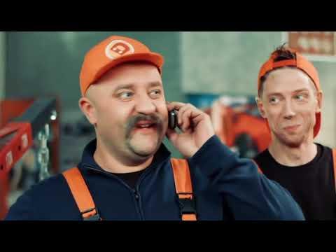 Автомастерская - как починить автомобиль?   На троих, комедийный сериал Приколы Украина ictv - Видео онлайн