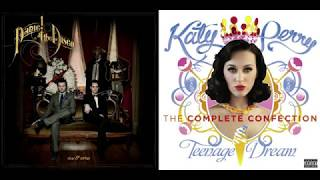 The Pearl of Mona Lisa (Remastered) - Katy Perry vs Panic! At the Disco