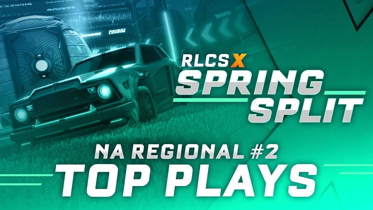 Top Plays | NA RLCS X Spring Split Regional #2