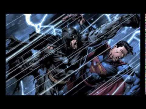 Man Of Steel and The Dark Knight Trilogy Soundtrack Mix - Hans Zimmer and James Newton Howard