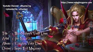 Vainglory Voice Line Series : Blackfeather