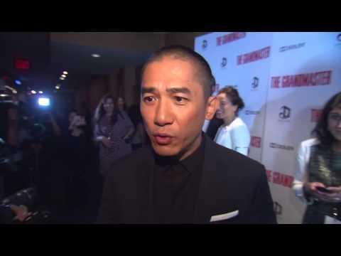 Tony Leung Chiu Wai New York Premiere Interview