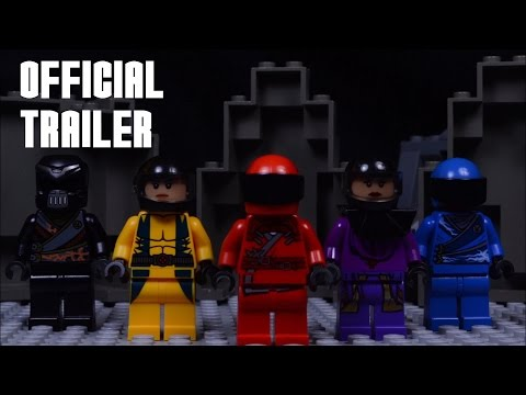 Thumbnail: POWER RANGERS (2017) Official Trailer IN LEGO!