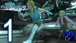 Sin & Punishment: Star Successor Walkthrough - Gameplay Part 1 - Stage 0: Escape