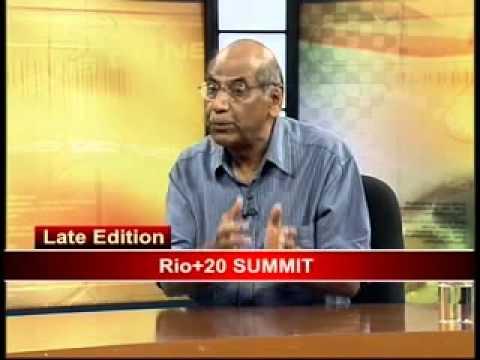 Ambassador Shyam Saran on Climate Change