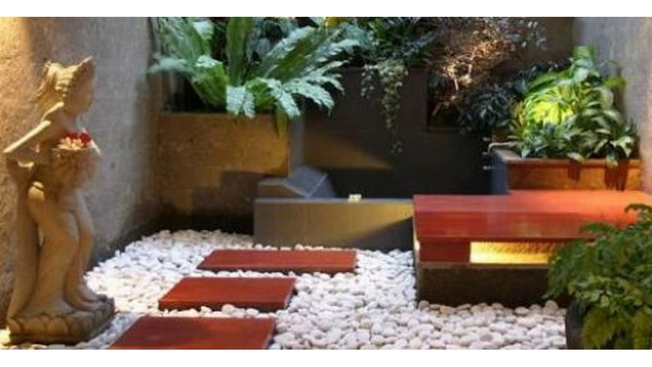 hermosas ideas de jard n peque o moderno para la casa