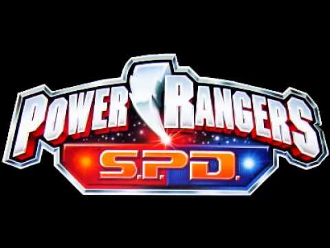 Power Rangers S P D   Theme Extended