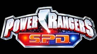 Power Rangers S P D   Theme Extended