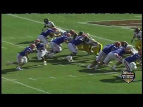 2005 Outback Bowl - #25 Iowa vs. #16 Florida (HD)