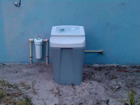 Ablandador de agua tepys domiciliario doovi for Descalcificador de agua casero