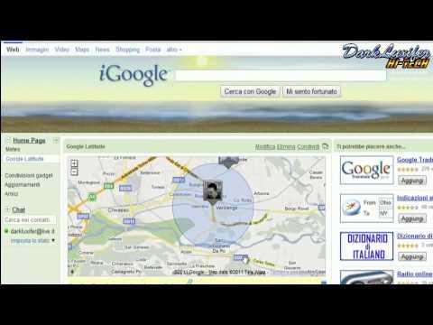 Proviamo Google Latitude - DarkLuxifer