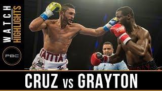 Cruz vs Grayton HIGHLIGHTS: November 21, 2017 - PBC on FS1