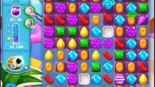 Candy Crush Saga SODA Level 312 CE
