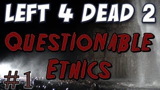 Yogscast - Left 4 Dead 2 - Part 1 Questionable Ethics