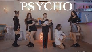 Red Velvet 레드벨벳 'Psycho' Dance Cover by ELAZTIX (Cambodia)