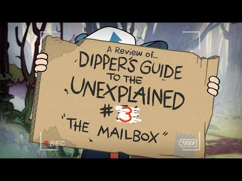Gravity Falls Review - The Mailbox