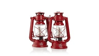 Olde Brooklyn AntiqueStyle LED Lantern 2pack