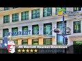 JW Marriott Houston Downtown - Houston Hotels, Texas