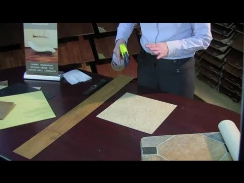 How to Remove Candle Wax From Vinyl Flooring : Vinyl Flooring - How To Remove Candle Wax From Vinyl Flooring : Vinyl Flooring