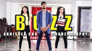 Aastha Gill - Buzz feat Badshah | Abhishek chouhan | Choreography - Dance Cover | Dance Tags Academy