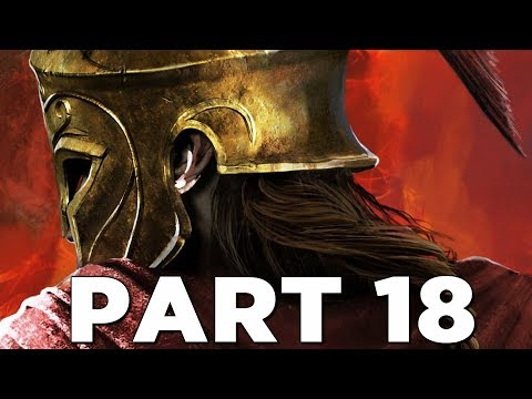 ASSASSIN'S CREED ODYSSEY Walkthrough Gameplay Part 18 - HIPPOKRATES (AC Odyssey)