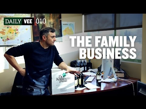 THE FAMILY BUSINESS | DailyVee 010