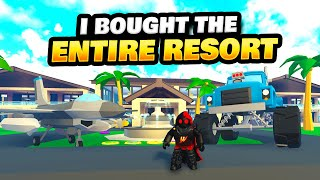 I Bought the ENTIRE Resort!