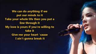 benny blanco, Halsey & Khalid- Eastside (Lyrics) {HeyLyrics}