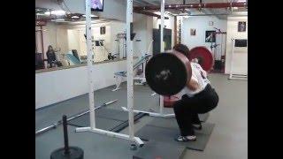 Squat 200kg 15 reps. Приседания 200кг на 15 раз. Sportstudio.ru