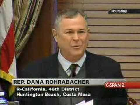 Image result for photos of Dana Rohrabacher,