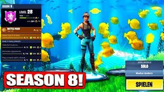 5 NEW Things in Fortnite Season 8! | Battle Pass, Skins & Items - Fortnite Battle Royale