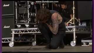 BRING ME THE HORIZON - Chelsea Smile - GRASPOP 2014