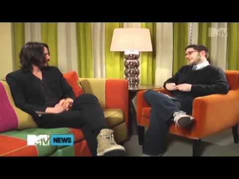 Keanu Reeves | MTV Interview  04.04.2011